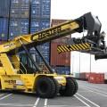 Nowy Reach Stacker HYSTER RS45-31CH rozpoczął pracę na terminalu przeładunkowym w Gliwicach