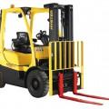Nowe wózki widłowe Hyster Fortens – zmniejszenie kosztów paliwa