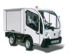 pojazdy elektryczne Goupil