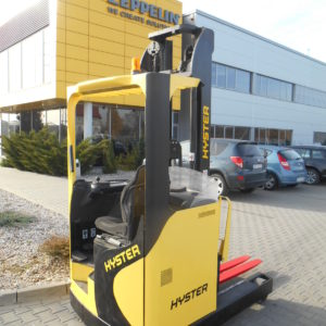 Hyster reach Truck R1.4 6400mm 10284mth 71F