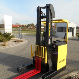 Hyster Reach Truck R1.4 6400mm 2008 73F