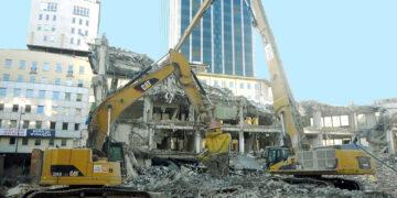 Wynajem maszyn budowlanych