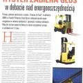 Nowoczesny Magazyn Hyster zabiera głos czerwiec lipiec 2012