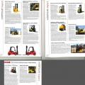 """Warehouse Monitor """"22 rekomendowane wózki dla sektora produkcji"""" kwiecień-czerwiec 2012"""
