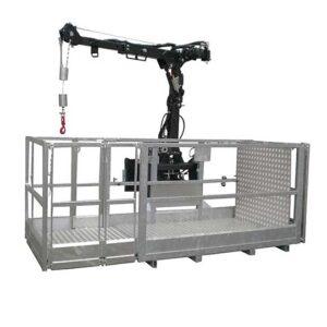 Platformy robocze