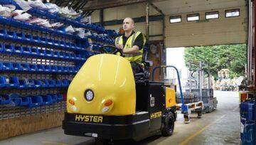 Rozwiązania Hyster 360 stopni, pomagają sprostać szczególnym wyzwaniom