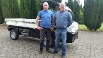 Pojazd elektryczny Goupil G4 – jako najlepsze rozwiązanie do załatwienia codziennych obowiązków i spokojna głowa o domowy budżet, to w skrócie uzasadnienie wyboru naszego klienta, Pana Dariusza Marszałek, dziękujemy za zaufanie!