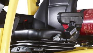 10 cech wózków widłowych Hyster® Fortens®