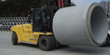 Obsługa prefabrykatów betonowych