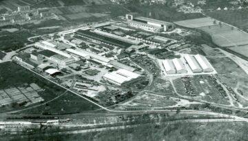 1950: Metaloplastyka i wiedza techniczna - fundamentem Grupy Zeppelin