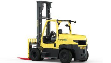 """""""Jeździ jak diesel"""" – najnowsze osiągnięcia w dziedzinie wózków widłowych Hyster z bateriami litowo-jonowymi"""