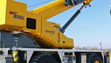Grove GRT655 czy GRT655L – jak wybrać solidny żuraw terenowy?